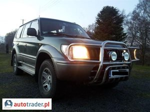 Toyota Land Cruiser 3.0 1997 r. - zobacz ofertę