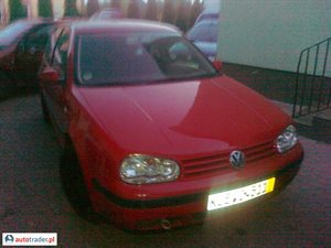 Volkswagen Golf 2000 1.4 75 KM