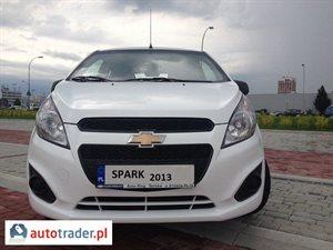 Chevrolet Spark 1.0 2013 r. - zobacz ofertę