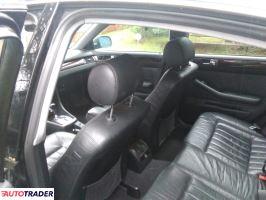 Mercedes C-klasa 2002 2.6 180 KM