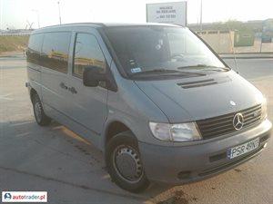 Mercedes Vito 2003 2.2