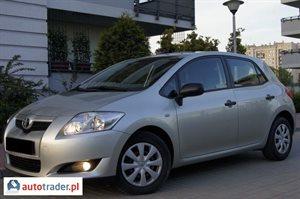 Toyota Auris 1.4 2008 r.,   30 800 PLN
