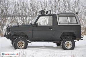 Daihatsu Rocky 1991 2.8 102 KM