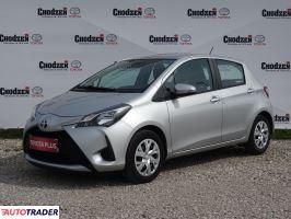 Toyota Yaris 2017 1.5 111 KM