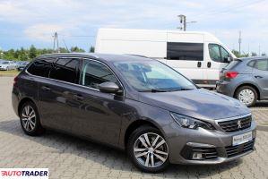 Peugeot Pozostałe 2019 1.2 110 KM
