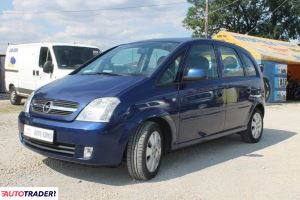 Opel Meriva 2005 1.6 100 KM