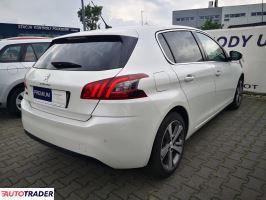 Peugeot 308 2019 1.2 130 KM