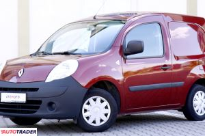 Renault Kangoo 2011 1.6 88 KM