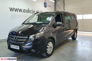 Mercedes Vito 2017 1.6 114 KM