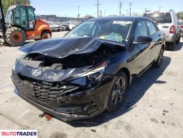 Hyundai Elantra 2021 2
