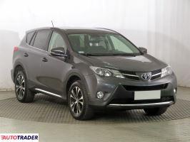 Toyota RAV 4 2014 2.0 122 KM