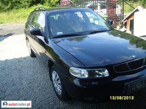Daewoo Nubira 1999 r. - zobacz ofertę