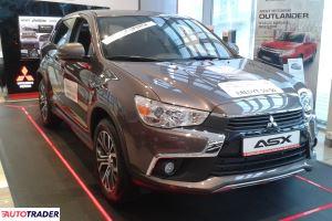 Mitsubishi ASX - zobacz ofertę