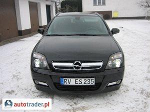 Opel Signum 1.9 2005 r.,   22 900 PLN