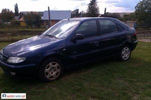 Citroën Xsara 1.4 2000 r. - zobacz ofertę