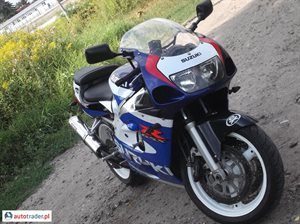 Suzuki GSX-R 600 2000 r.,   7 200 PLN