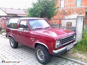 Super Ford Bronco 2.9 140 KM 1988r. (Rumia) - Autotrader.pl OR19