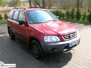 Honda CR-V 2000 2 108 KM