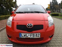 Toyota Yaris 2008 1.0 69 KM