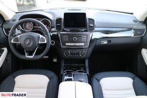 Mercedes M-klasa 2017 3.0 258 KM