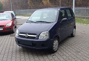 Opel Agila - zobacz ofertę
