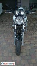 Yamaha XJR 2002