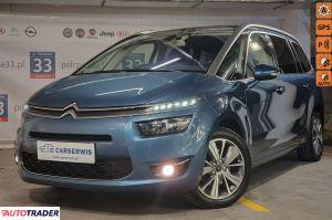 Citroen C4 Grand Picasso 2015 1.6 165 KM