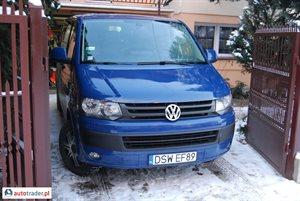 Volkswagen Caravelle, 2009r. - zobacz ofertę