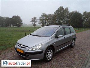 Peugeot 307 2.0 2003 r. - zobacz ofertę