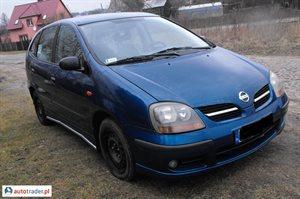 Nissan Almera Tino 2.2 2000 r. - zobacz ofertę