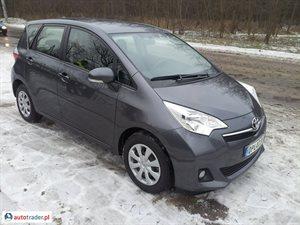 Toyota Verso 1.3 2012 r. - zobacz ofertę