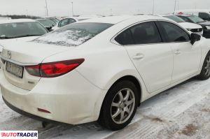 Mazda 6 2014 2.5 192 KM