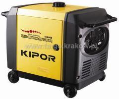 Kipor Fargo Kraków Agregat inwerterowy IG6000 6,0kW - zobacz ofertę