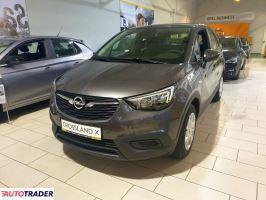 Opel Crossland X 2019 1.2 83 KM