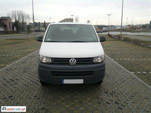Volkswagen Caravelle 2.0 2010 r. - zobacz ofertę