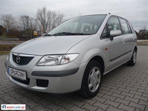Mazda Premacy, 2001r. - zobacz ofertę