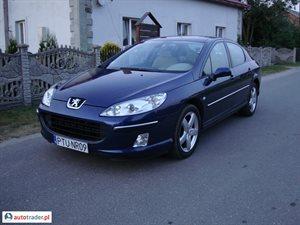 Peugeot 407 2.0 2005 r.,   20 900 PLN