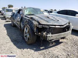 Chevrolet Camaro 2015 6