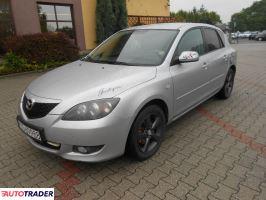 Mazda 3 2004 1.6 109 KM