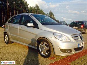 Mercedes 180, 2009r. - zobacz ofertę