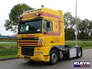 DAF XF 95.430 SUPER SPACE ADR 2005 r.,    1 PLN