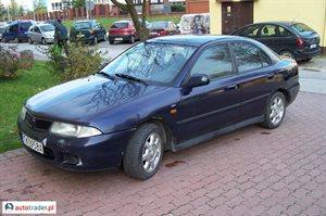 Mitsubishi Carisma 1.8 1998 r. - zobacz ofertę