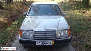 Mercedes W124 2.0 1993 r. - zobacz ofertę