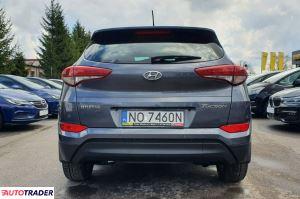 Hyundai Tucson 2016 1.7 141 KM