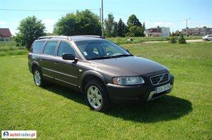 Volvo XC70 2.4 2006 r. - zobacz ofertę