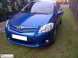 Toyota Auris, 2010r.,   32 500 PLN