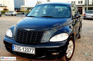 Chrysler PT Cruiser 2.1 2003 r. - zobacz ofertę