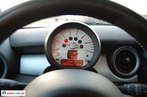 Mini Cooper 2010 1.6 112 KM