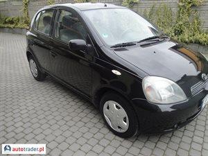 Toyota Yaris 1.3 2000 r. - zobacz ofertę