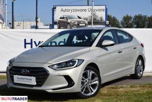 Hyundai Elantra 2017 1.6 128 KM